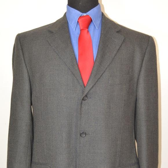 Pronto Uomo Other - Pronto Uomo 44R Sport Coat Blazer Suit Jacket